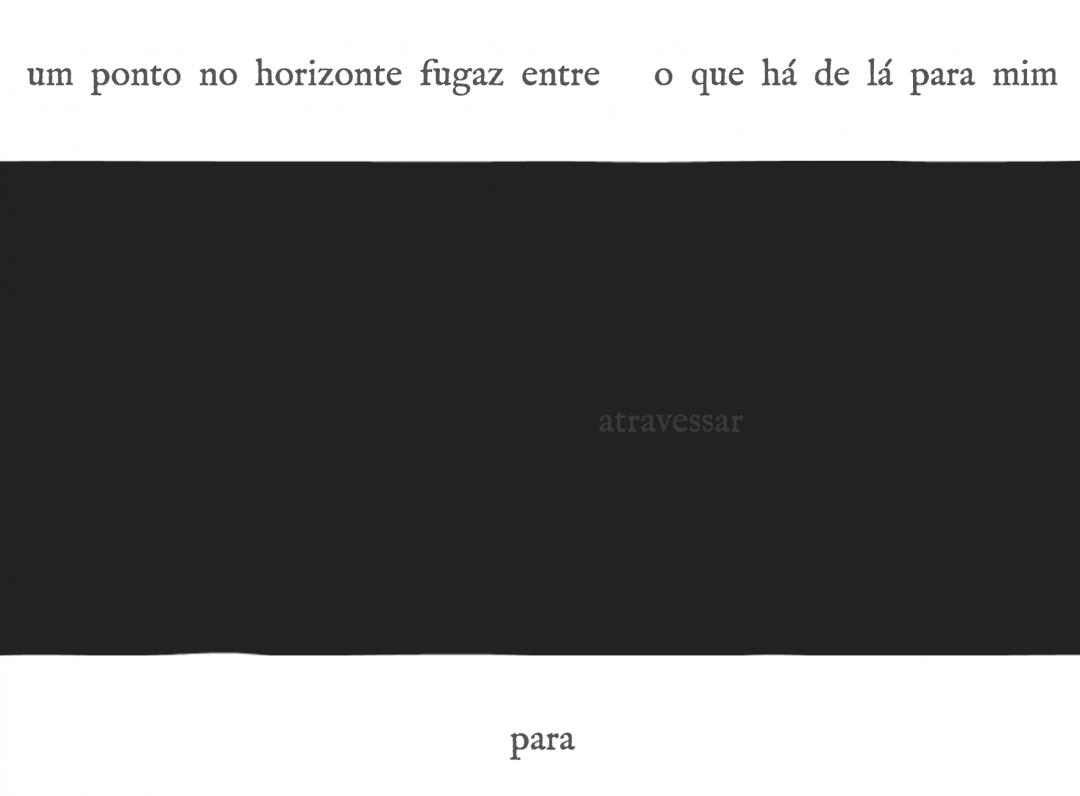 PONTOS: uma recombinação textual intermedial e transpoética