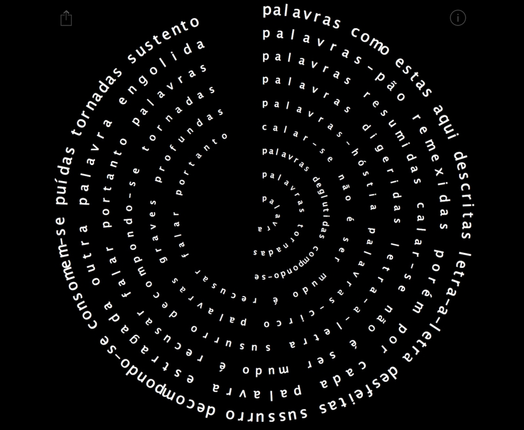 PALAVROFAGIA: VARIAÇÕES