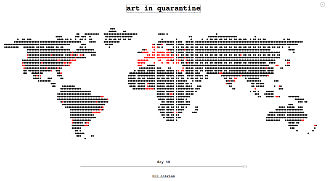 ART IN QUARANTINE
