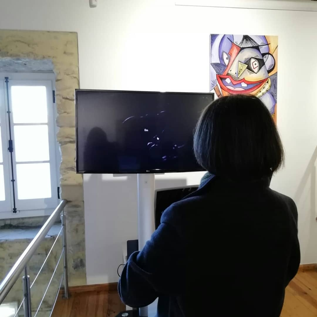 Oráculo @ I Prémio de Artes Visuais Bruxa d'Arruda